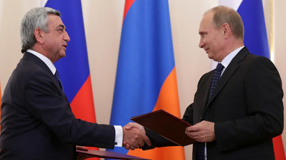 Armenia to join Eurasian Economic Union
