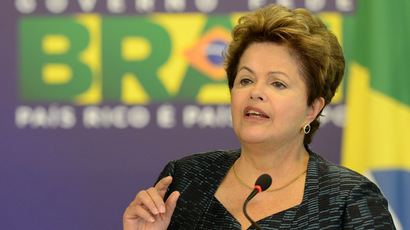 No economic espionage? NSA docs show US spied on Brazil oil giant Petrobras