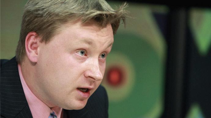Russian LGBT activist Nikolai Alekseyev (RIA Novosti/Mikhail Fomichev)
