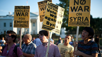Congress may vote 'No' on Syria attack