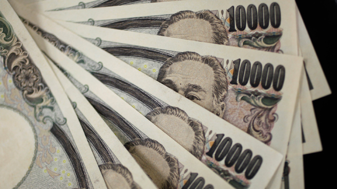 Japan makes record $995bn budget request