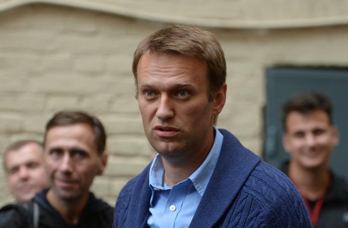 Aleksei Navalny (RIA Novosti / Konstantin Chalabov)