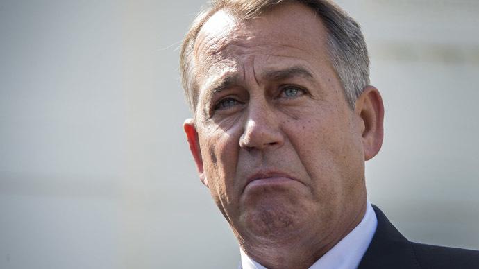 Speaker of the House John Boehner, R-OH (AFP Photo/Jim Watson)