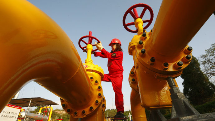 China, Russia agree on terms of multi-billion dollar gas deal