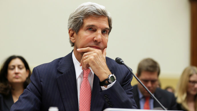 Kerry's characterization of Syrian opposition contradicts intel reports