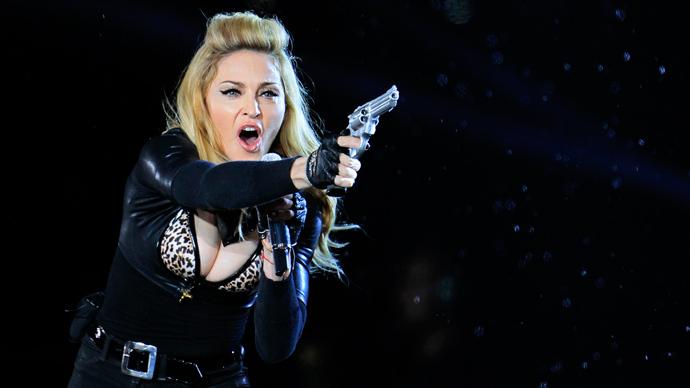 Madonna (AFP Photo)