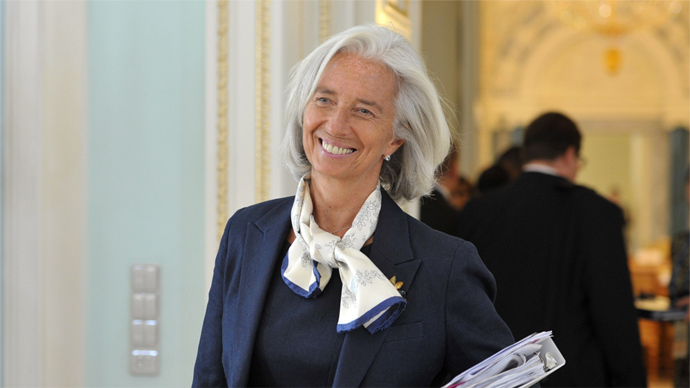 IMF head: High unemployment and poor investment – key economic burdens