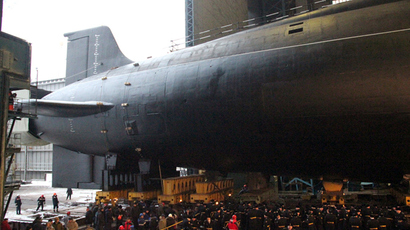 Third Borey-class 'stealth' nuclear sub finishing sea tests