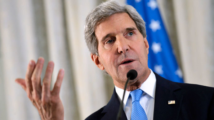 Kerry: Arab world stands with US on Assad chemical weapons use