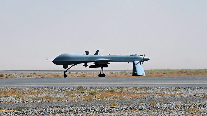 Afghan authorities slam NATO after drone strike kills 16 civilians