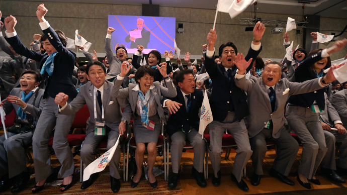 Japan clinches Olympics: Road to recovery or digging deeper into debt?