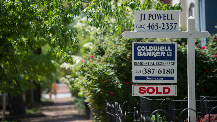 DC residents losing property in 'predatory' debt-collection program - report