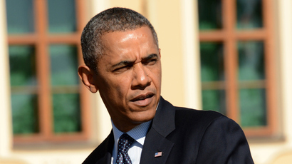Obama asks Congress to delay Syria vote pending chem handover results