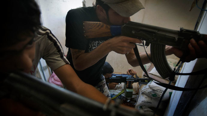 Syria conflict could give Al-Qaeda its second wind - report