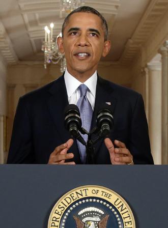 US President Barack Obama (AFP Photo / Evan Vucci)