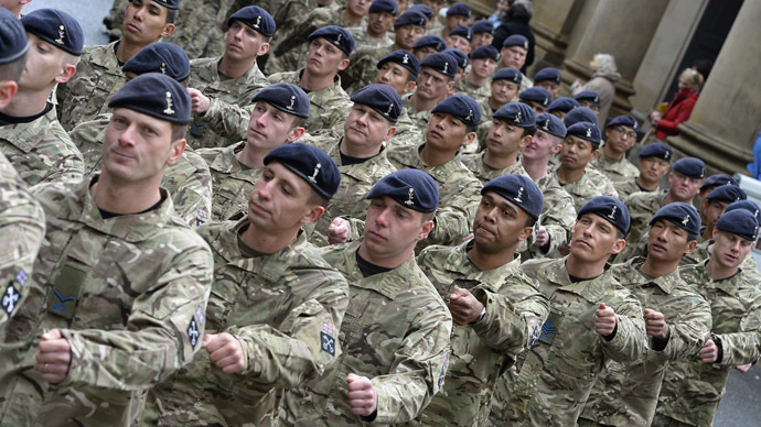 British parliament to discuss bringing back national service