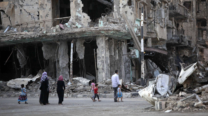 Syrian govt and opposition 'both guilty of war crimes' – UN report