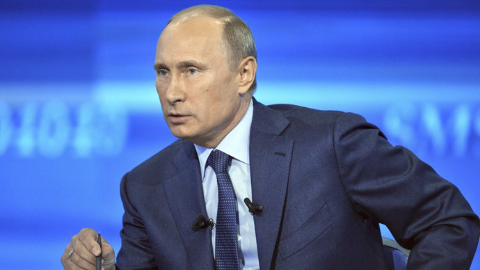 US interventions in internal conflicts 'alarming' – Putin