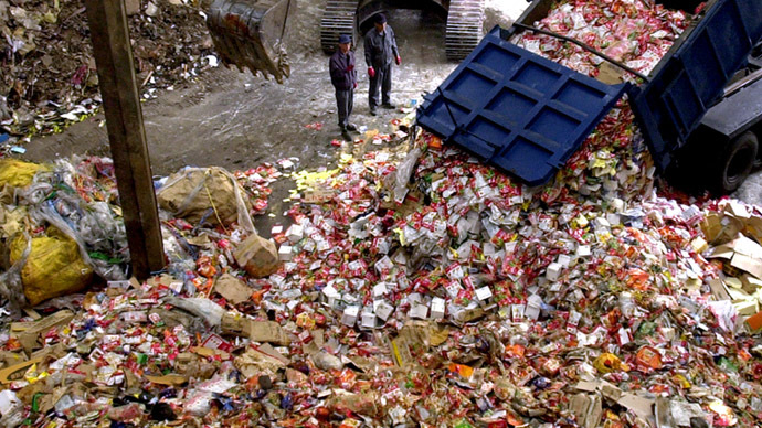 Wasted food among top greenhouse gas emitters – UN report