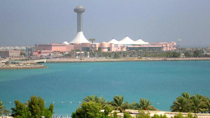 Abu Dhabi, United Arab Emirates (RIA Novosti/Aleksandr Yurev)