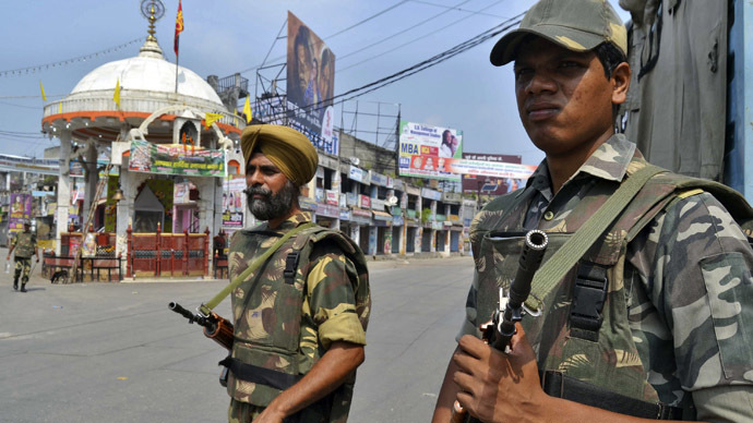 Deadly clashes trigger 10,000 'preventative arrests' in rural India