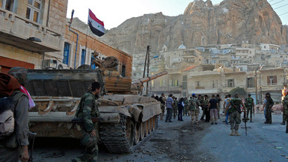 Tales from village-turned-battlefield: Maaloula siege survivors talk