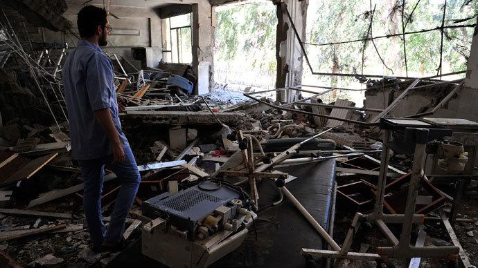 'War crimes against healthcare': Syrian govt, rebels deliberately target hospitals – UN report