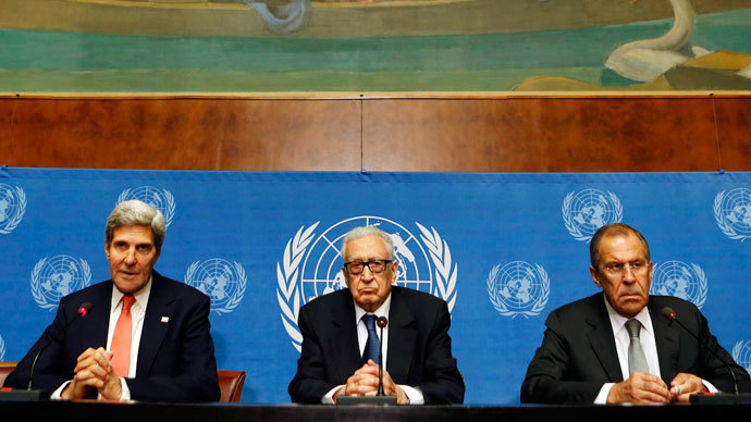 France submits Syria UN resolution with 'further measures' on the table