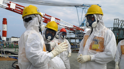 Wrecked Fukushima power plant to become training base - report