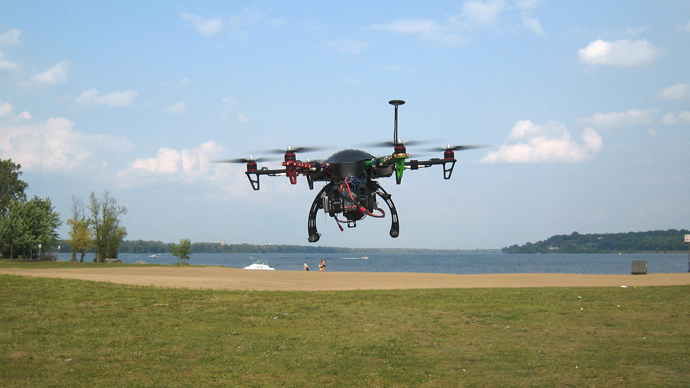 Texas restricts civilian drone usage, leaves exclusive rights to authorities