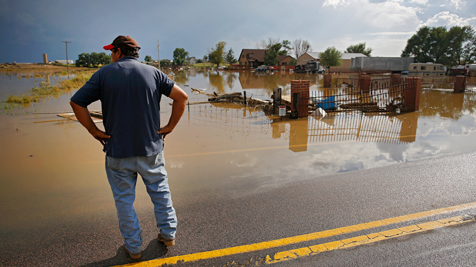 FEMA grounds drones helping authorities map Colorado flood areas