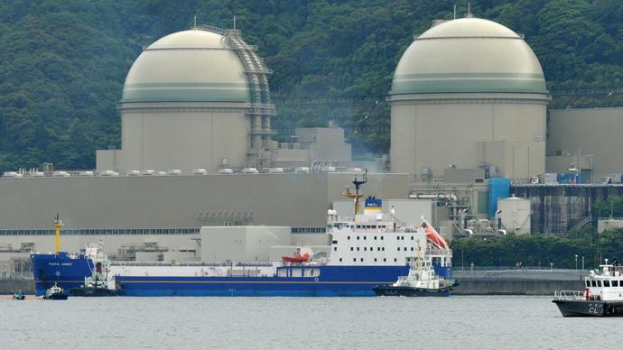 japan shuts down last nuclear reactor rt news japan shuts down last nuclear reactor 690x388