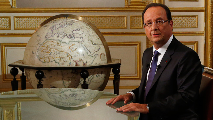 'Best way to get rid of Assad': France urges strong UN resolution