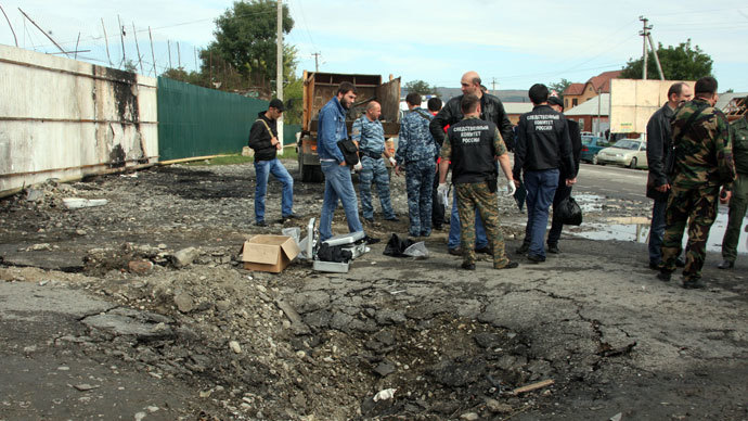 Terrorist blast kills 6, injures over 30 in Volgograd, central Russia