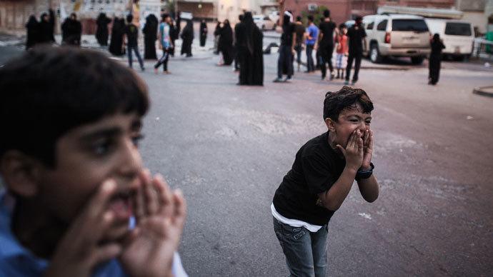 HRW: Bahrain security forces detain, abuse children