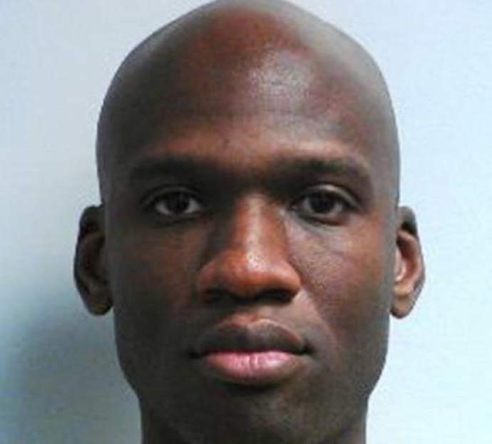 Aaron Alexis (Photo from www.fbi.gov)