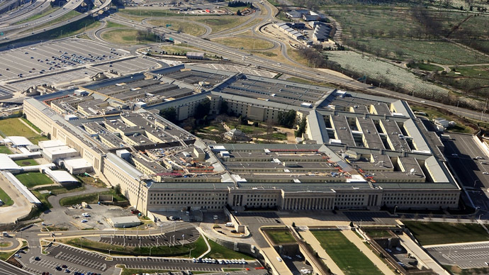 Pentagon too broke to buy a new fax machine