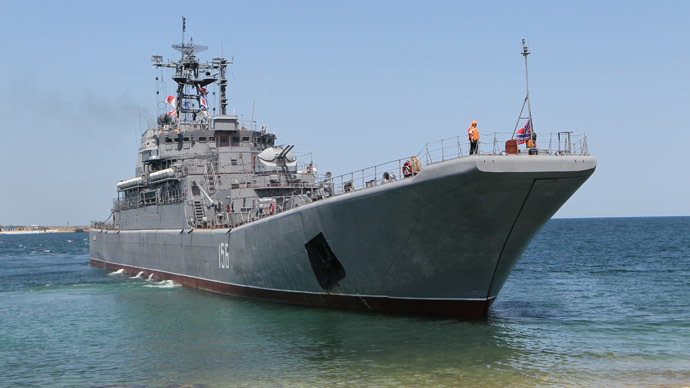 Russian Mediterranean fleet to be expanded to 11 warships