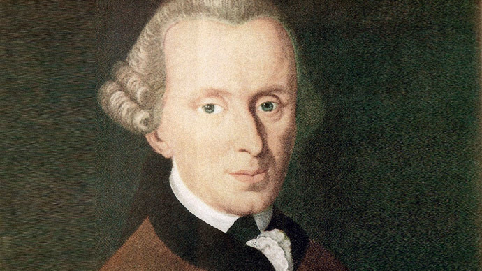 Impure reason: Russian man shot in  heated Kant philosophy debate
