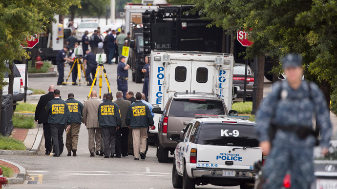 US Navy Yard shooter described as 'nice', but with anger issues