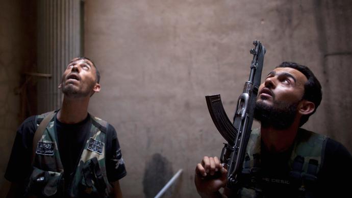 AFP Photo / Jim Lopez