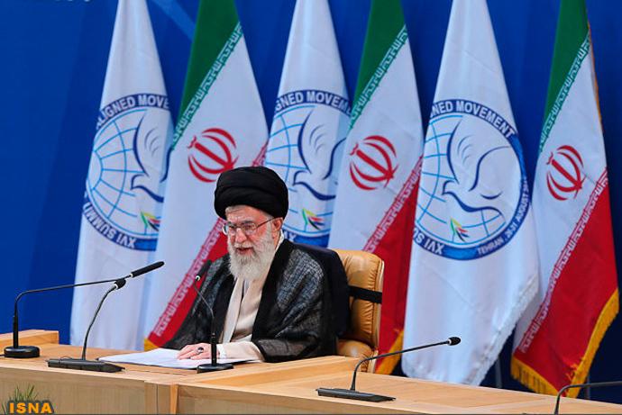 Iran's Supreme Leader Ayatollah Ali Khamenei (Reuters)