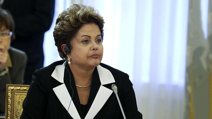Brazil's Rousseff to UN: US surveillance an 'affront'