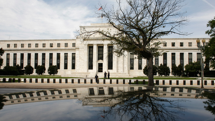 America clings to $85bn lifeline, Fed keeps stimulus