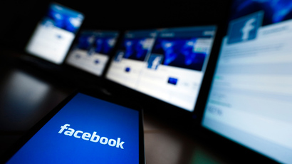 Russian telecom authorities temporarily blacklist Facebook