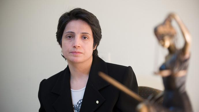 Iran releases political prisoners, including Sakharov Prize winner Nasrin Sotoudeh