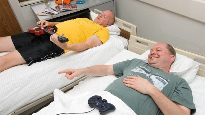 Flat-out working: NASA to pay 18 grand for 70-day sleep study