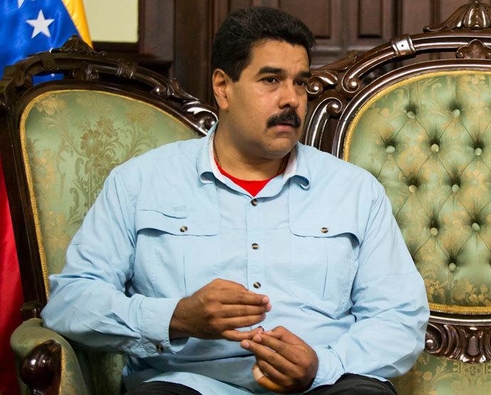 Venezuela's President Nicolas Maduro.(Reuters / Carlos Garcia Rawlins)