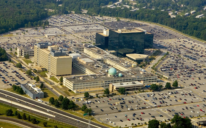 The National Security Agency (NSA) (AFP Photo/Paul J. Richards)