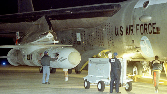 US Air Force once dropped live hydrogen bomb on North Carolina - report